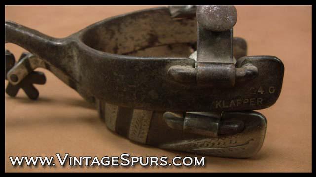 Vintage Spurs