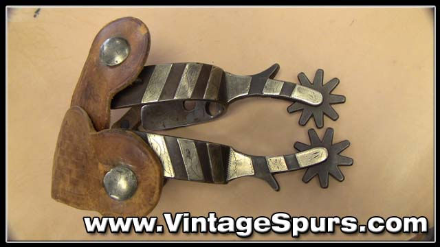 Crockett Spurs